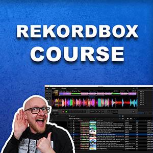 Rekordbox course