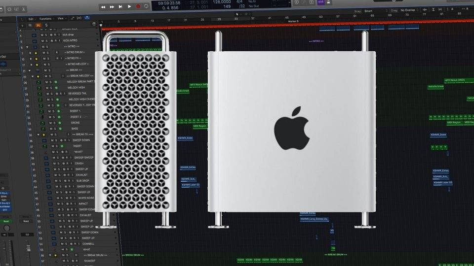 2019 Mac Pro: the best computer for music production? NO!