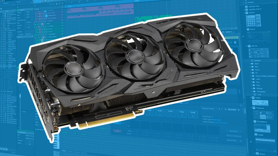 Best graphics card for music production