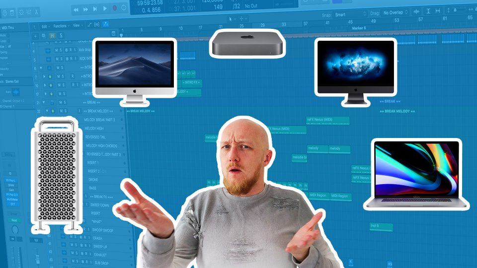 Best Mac for music production 2020 (with TOP 5)