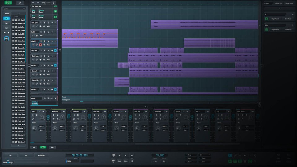 Soundbridge review. Best free DAW software for music production?