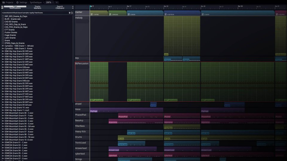 T7. Best free DAW software for music production?